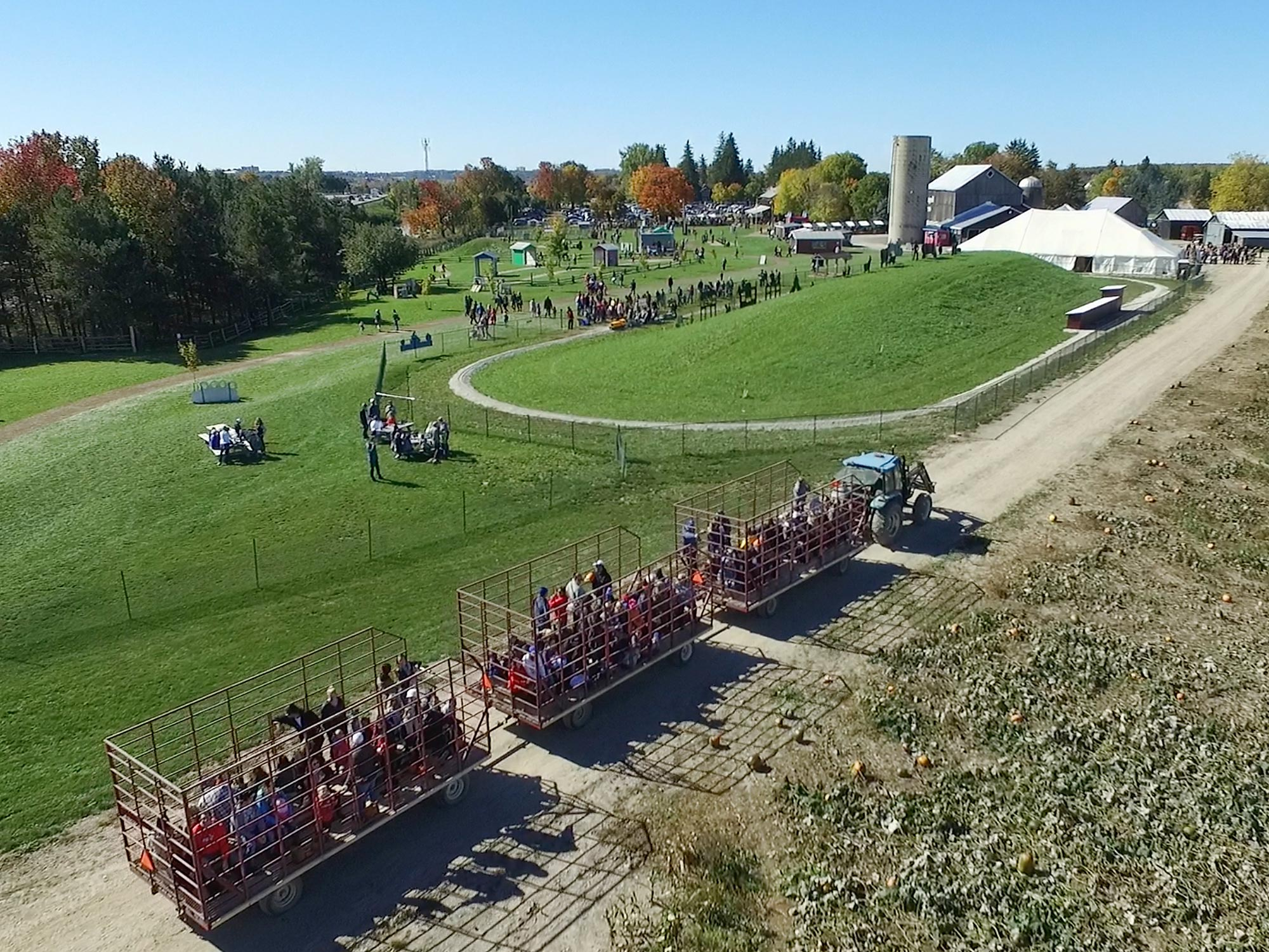Chappell Farms Barrie Family Fun Fall And Spring Festivals
